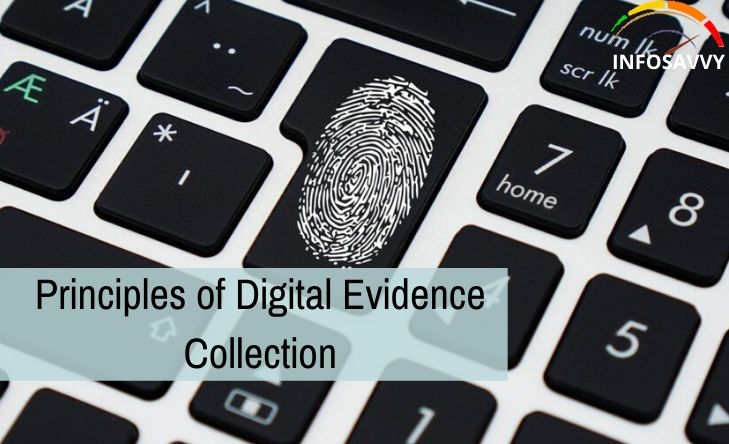 Procedure for collection of cyber/digital evidences